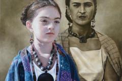 Mi-pequena-Frida-100x100cm-2019